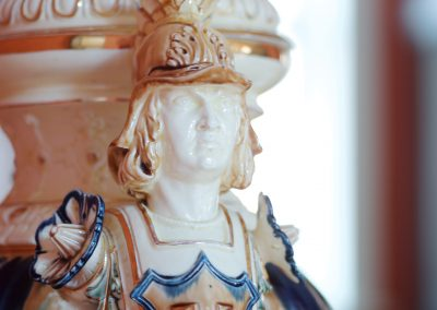 Keramikgeschichte im Bauhaus Werkstatt Museum Dornburg