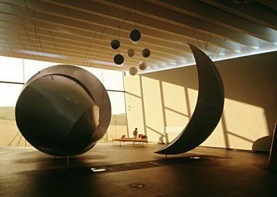 Musikalische Sternenreise Großkulpturen Liptak
