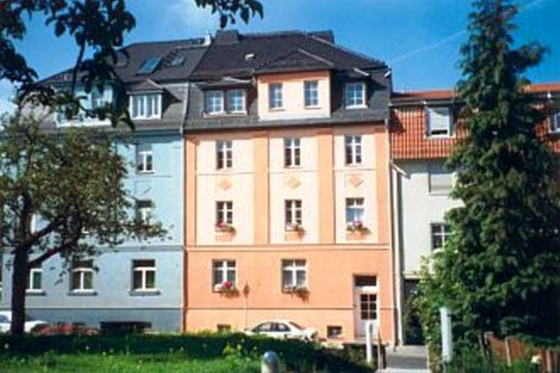 18 über'm Goethepark Weimar Außenansicht