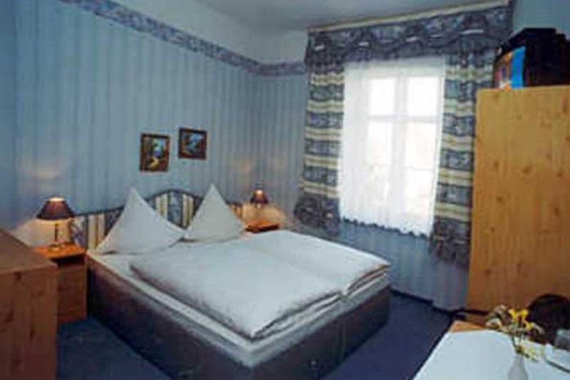 18 über'm Goethepark Weimar Doppelzimmer