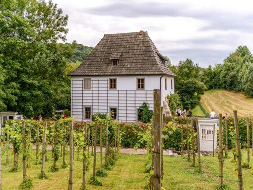 Goethe Gartenhaus II Bad Sulza