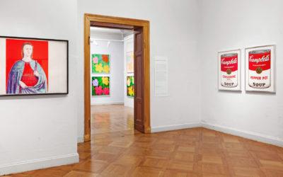Hundertwasser-Ausstellung im Kunsthaus