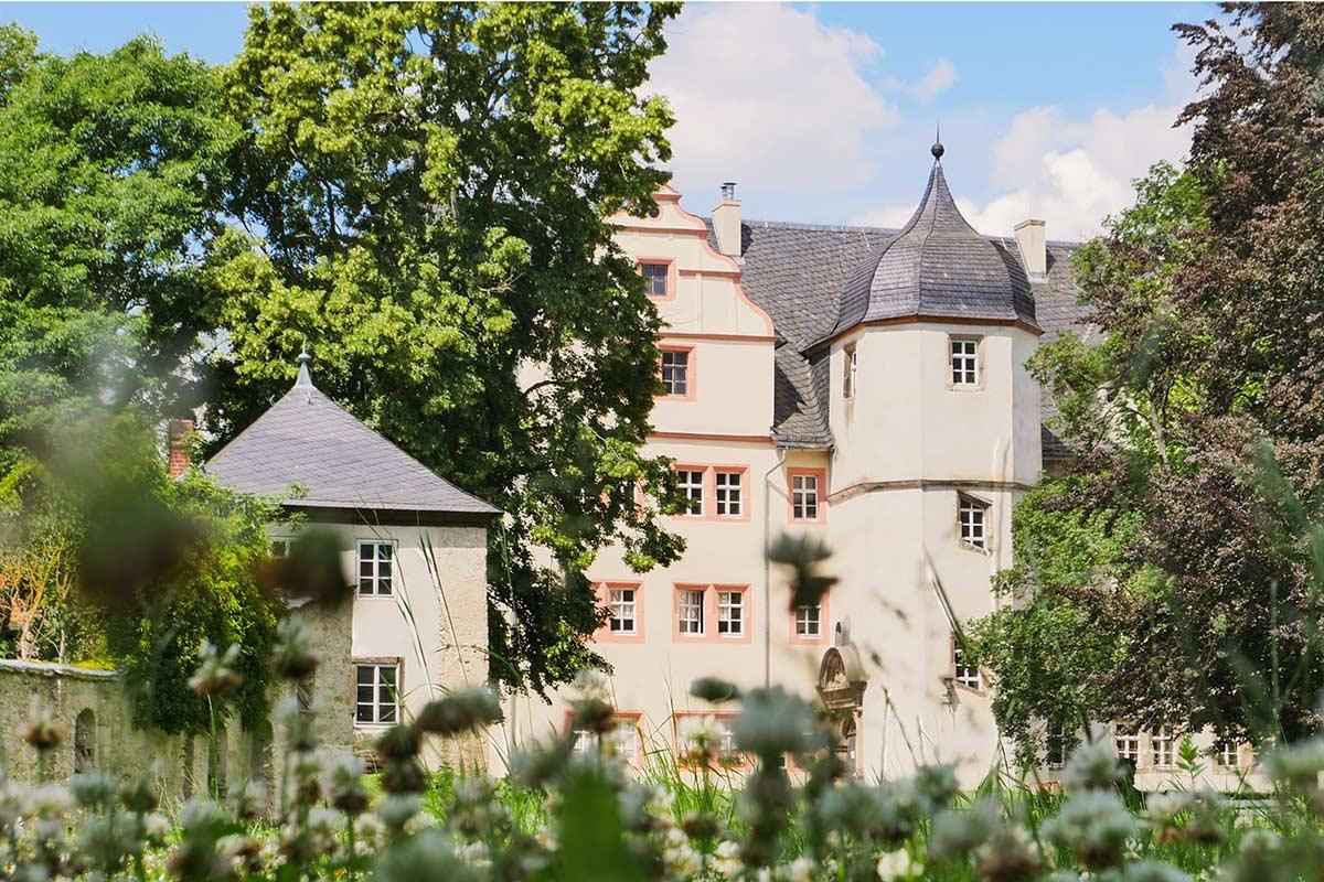 Schloss Kromsdorf | © Weimarer Land Tourismus