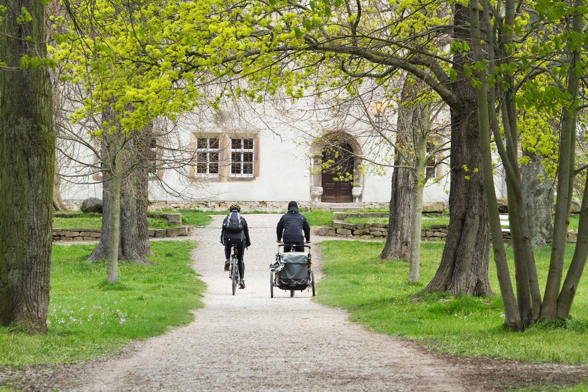 Schlosspark Kromsdorf | © Uwe Germar