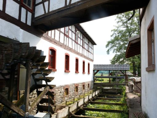 Kunst- und Senfmühle<br>Kleinhettstedt