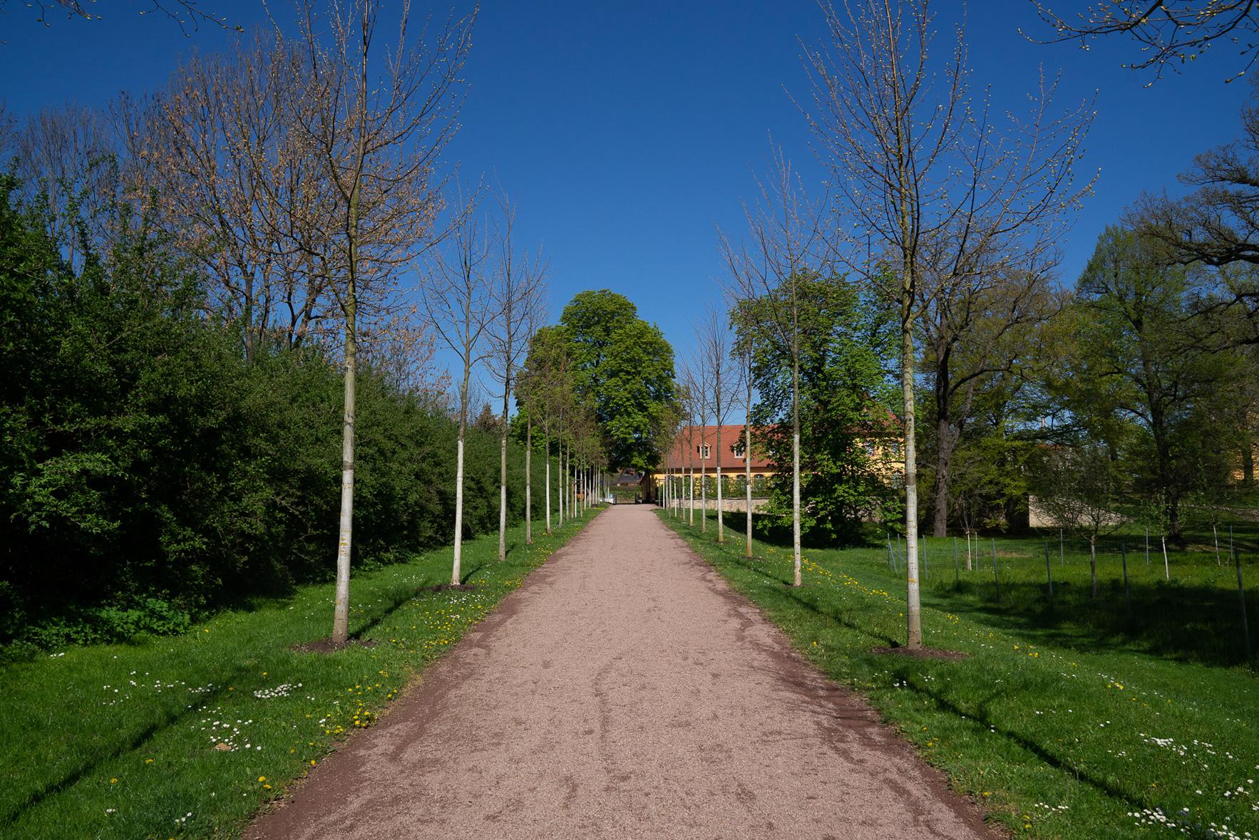 Goethewanderweg bei Weimar   © Franziska Thomas