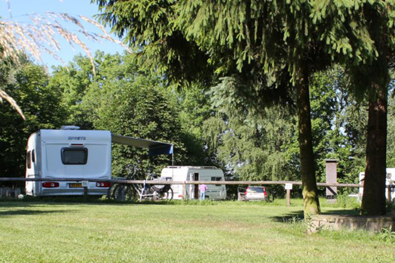 Camping Ettersburg Caravan