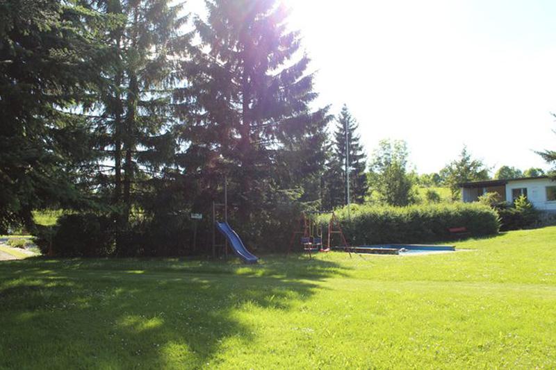 Camping Ettersburg Kinderspielplatz