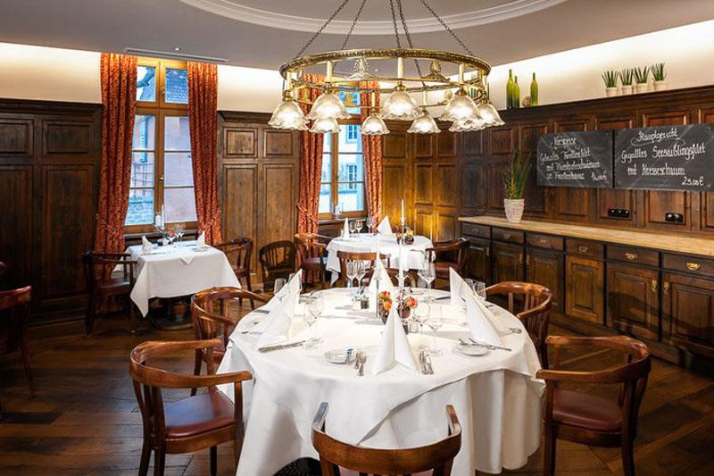 Hotel Dorint am Goethepark Weimar Restaurant