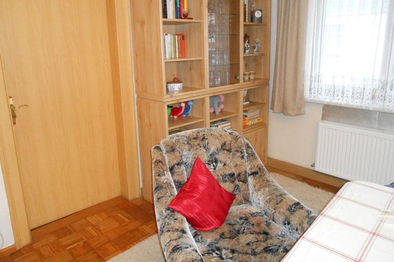 Ferienwohnung Füldner Wohnzimmer