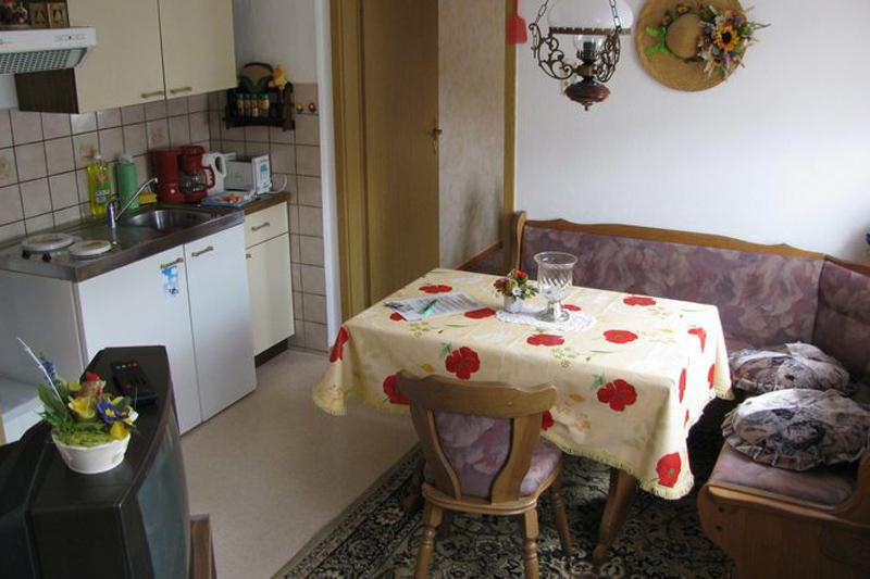 Ferienwohnung Köhler Küche