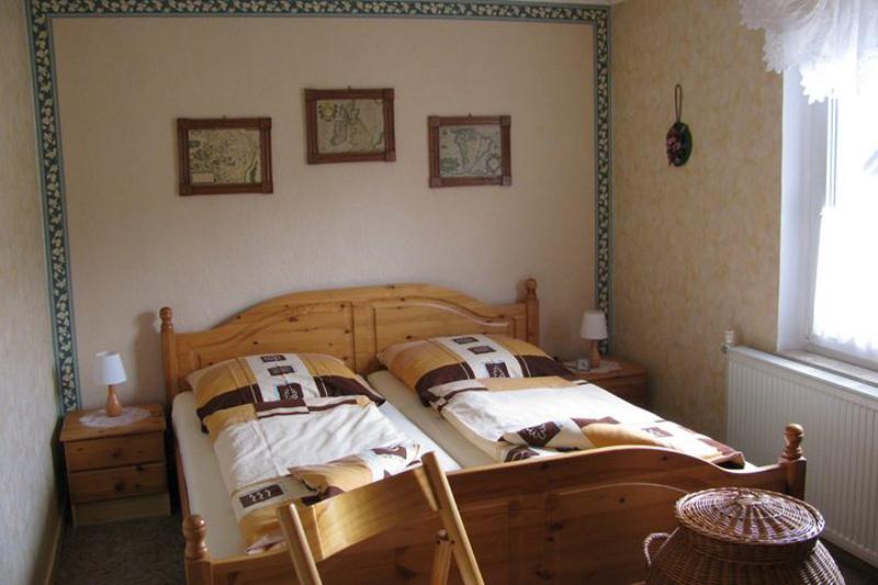 Ferienwohnung Köhler Schlafzimmer