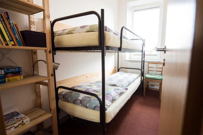 Ferienwohnung am Schenkgarten Kromsdorf Wohnung 1 Schlafzimmer
