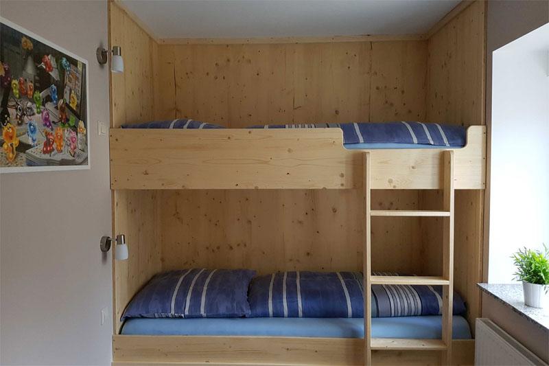 Ferienwohnung am Schenkgarten Kromsdorf Wohnung 2 Schlafzimmer