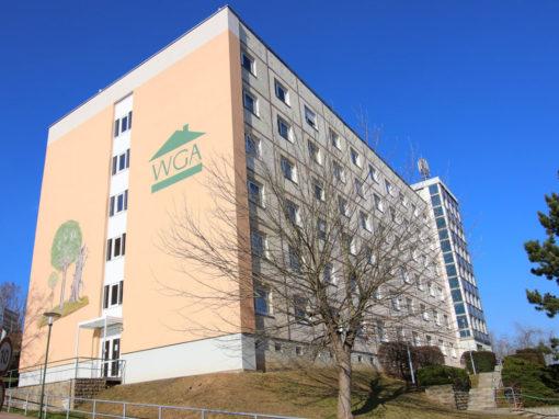 Gästewohnungen der WGA <br> Apolda