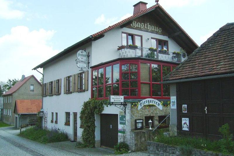 Gasthaus & Pension Bärenhügel Außenansicht