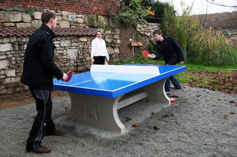 Gutshof Großheringen Pension Ferienwohnung Ferienhaus Tischtennis