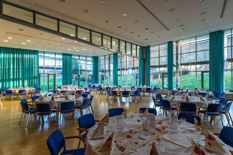 Hotel an der Therme Conference Center Bad Sulza / © Haecker