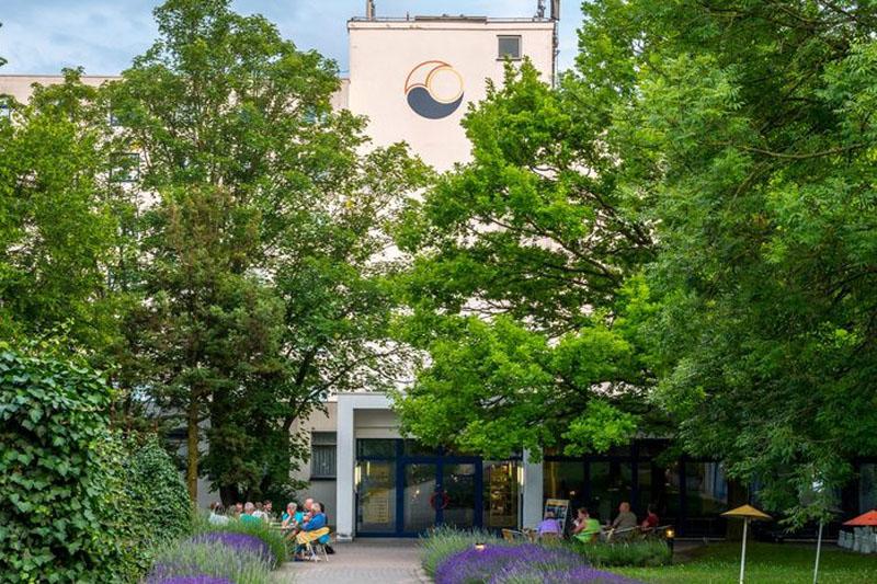 Hotel an der Therme Toskanaworld Garten