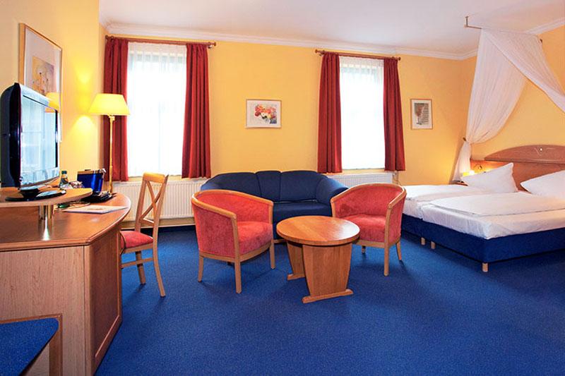 Hotel Anna Amalia Weimar Standard Junior Suite