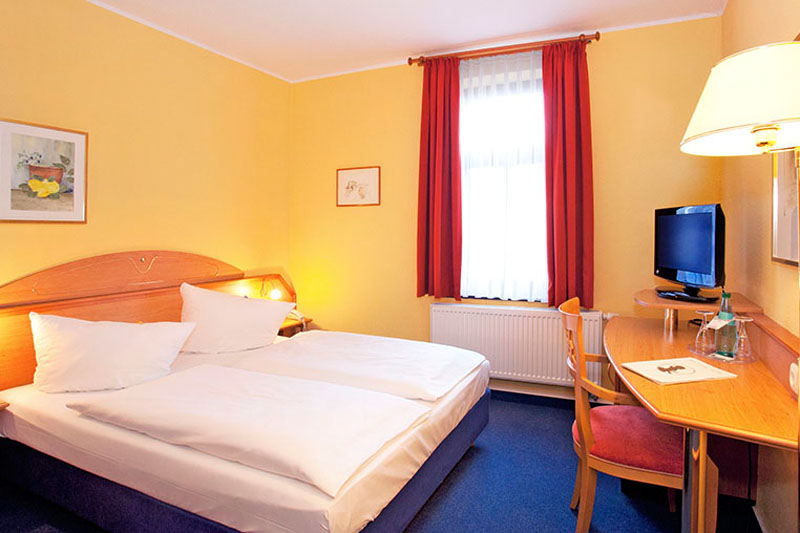 Hotel Anna Amalia Weimar Standard Doppelzimmer