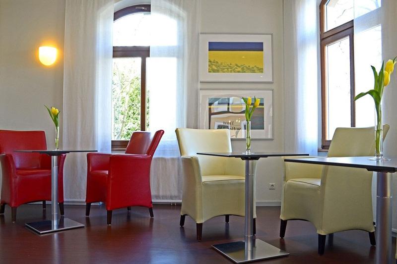 Hotel Fürstenhof am Bauhaus Weimar Aufenhalt