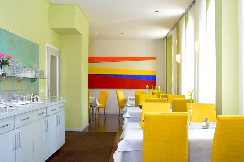 Hotel Fürstenhof am Bauhaus Weimar Innenansicht