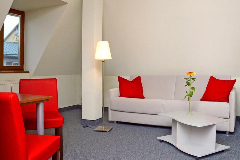 Hotel Fürstenhof am Bauhaus Weimar Suite