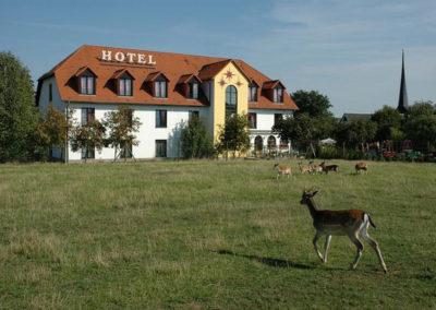 Hotel Schwartze  Weimar-Gelmeroda