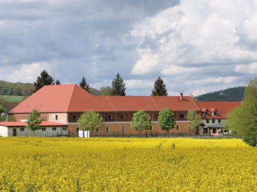 Hotel Gutshof Sonnekalb, Kleinheringen