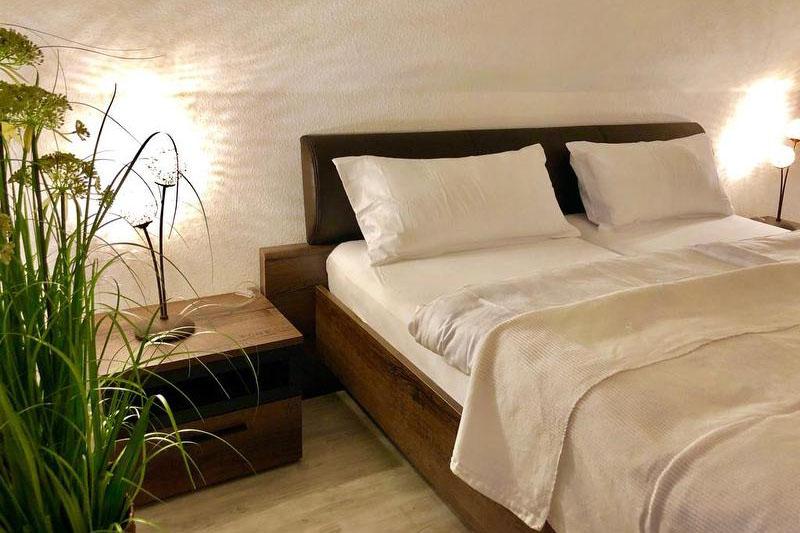 Hubertusnest Bad Berka Schlafzimmer