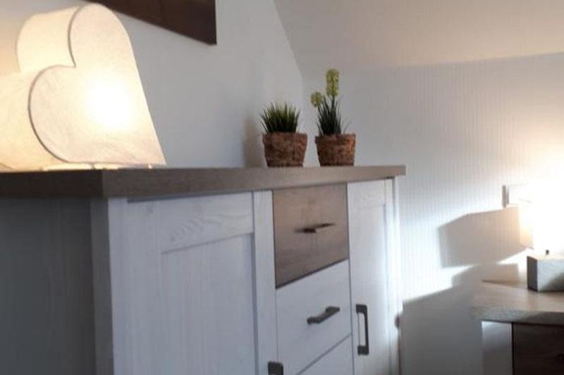 Ilmperle im Hubertushof Wohnzimmer