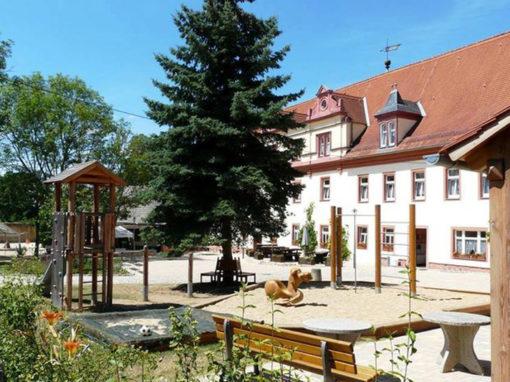 Jugendherberge Schloss Bergsulza