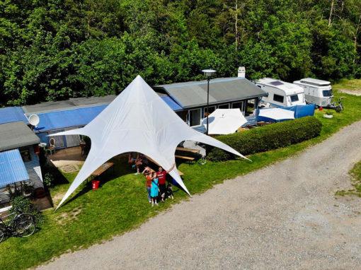 Campingplatz im Grünen<br>Oettern