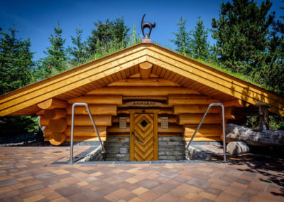 Pelto Bad – Die Finnland-Sauna Sohnstedt