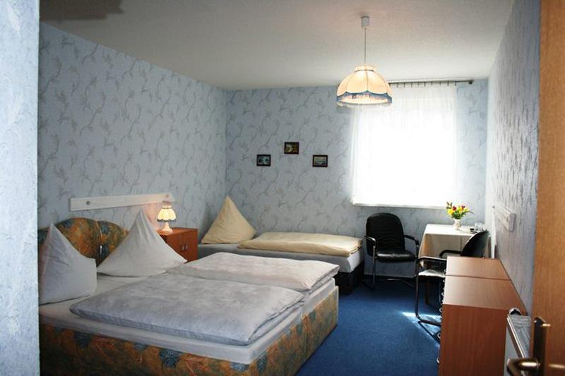 Pension Eilenstein Zimmer