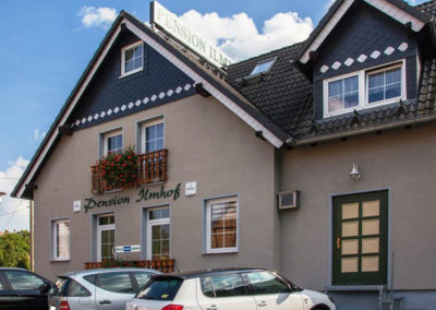 Pension Ilmhof Bad Berka