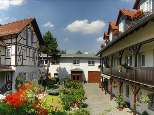 Pension Lindenhof<br> Kromsdorf