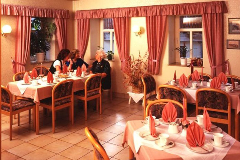 Pension Lindenhof Restaurant