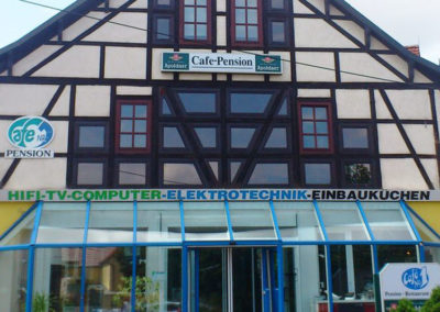 Pension LindnerNiederroßla