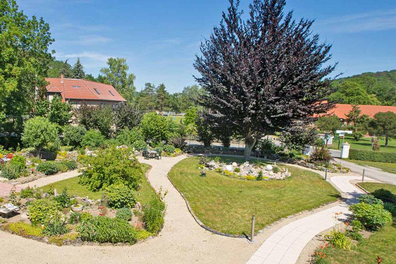 Pension Weichelt Garten