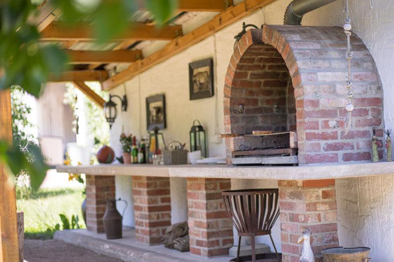 Pension Weichelt Gartenhaus Grillen