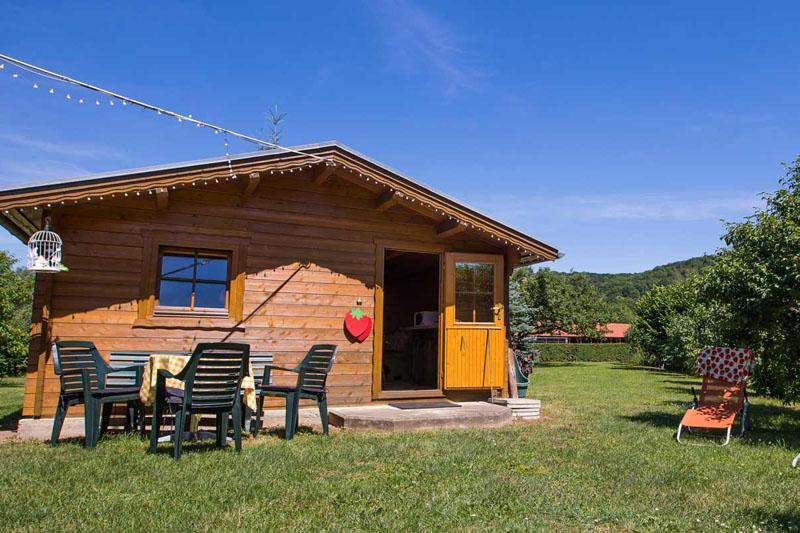 Pension Weichelt Gartenhaus