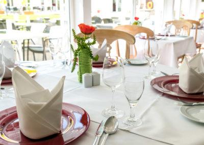 """Restaurant """"Schlossblick"""" im Hotel am Schloß, Apolda"""