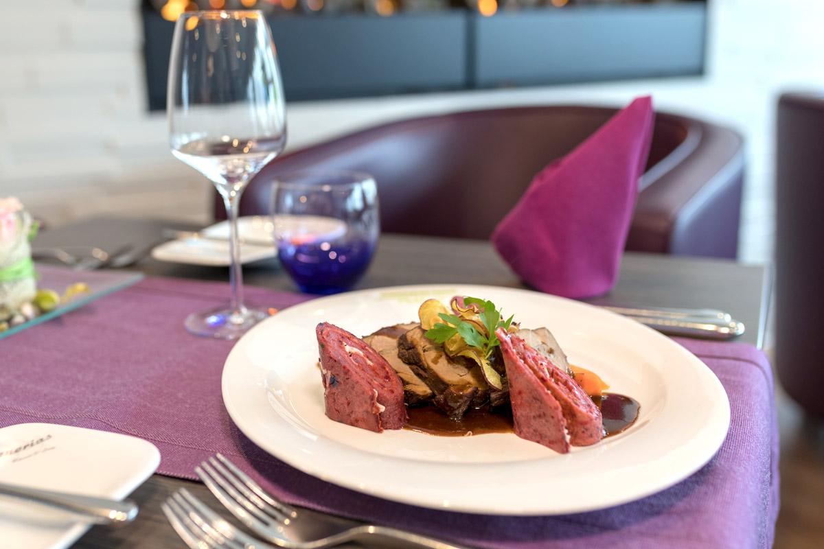 Restaurant Venerius Eckolstädt Speise