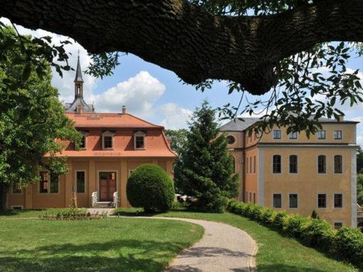 Schloss<br>Ettersburg