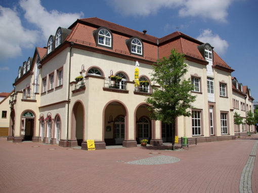 Stadthalle<br>Apolda