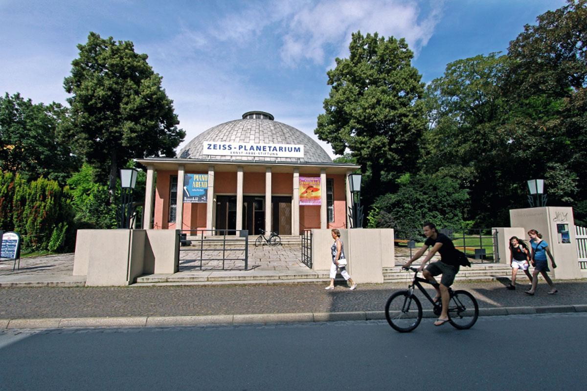 Zeiss-Planetarium, Jena | ©  TTG