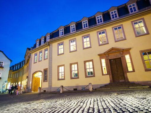 Goethes Wohnhaus und Nationalmuseum