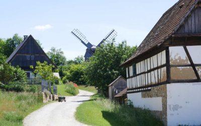Zeitreise in das Thüringer Dorfleben